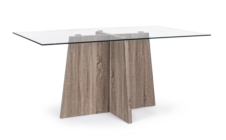 Mesa comedor Rectangular 160x90x75cm. Altura.