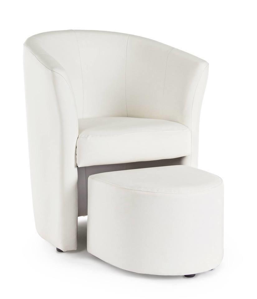Sillón/Butaca, Incluye puf bajo asiento