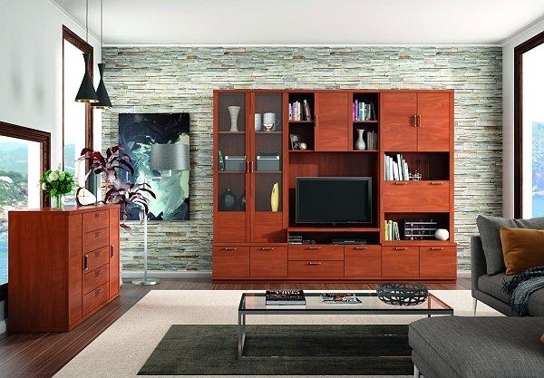 Libreria compacta 2,60 mts.