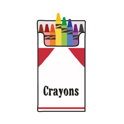 Crayon cigarettes shirt