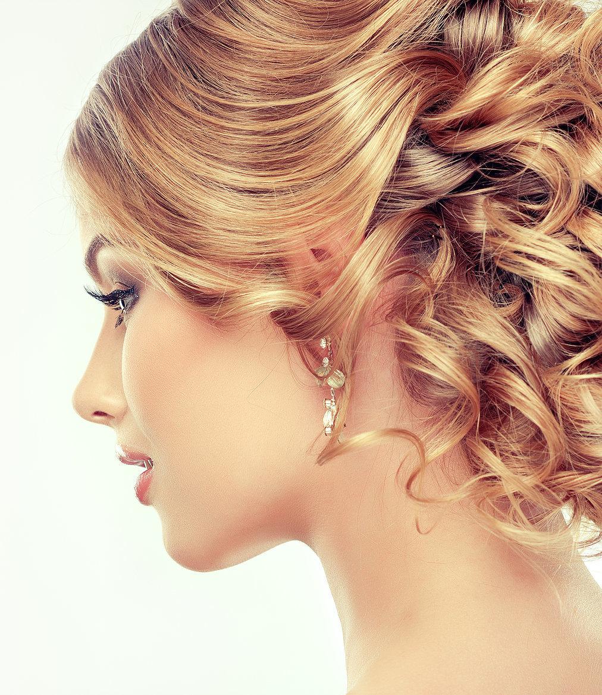 bridal hair stylist course - iict accredited   rapunzel hair academy