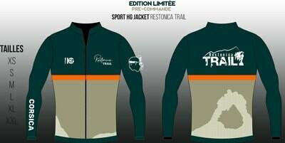 Gilet Sport HG/Restonica Trail Hiver 2020