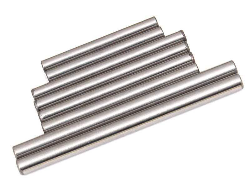 Titanium Hinge Pin Set  for Associated B6, B6D buggies, FREE SHIPPING