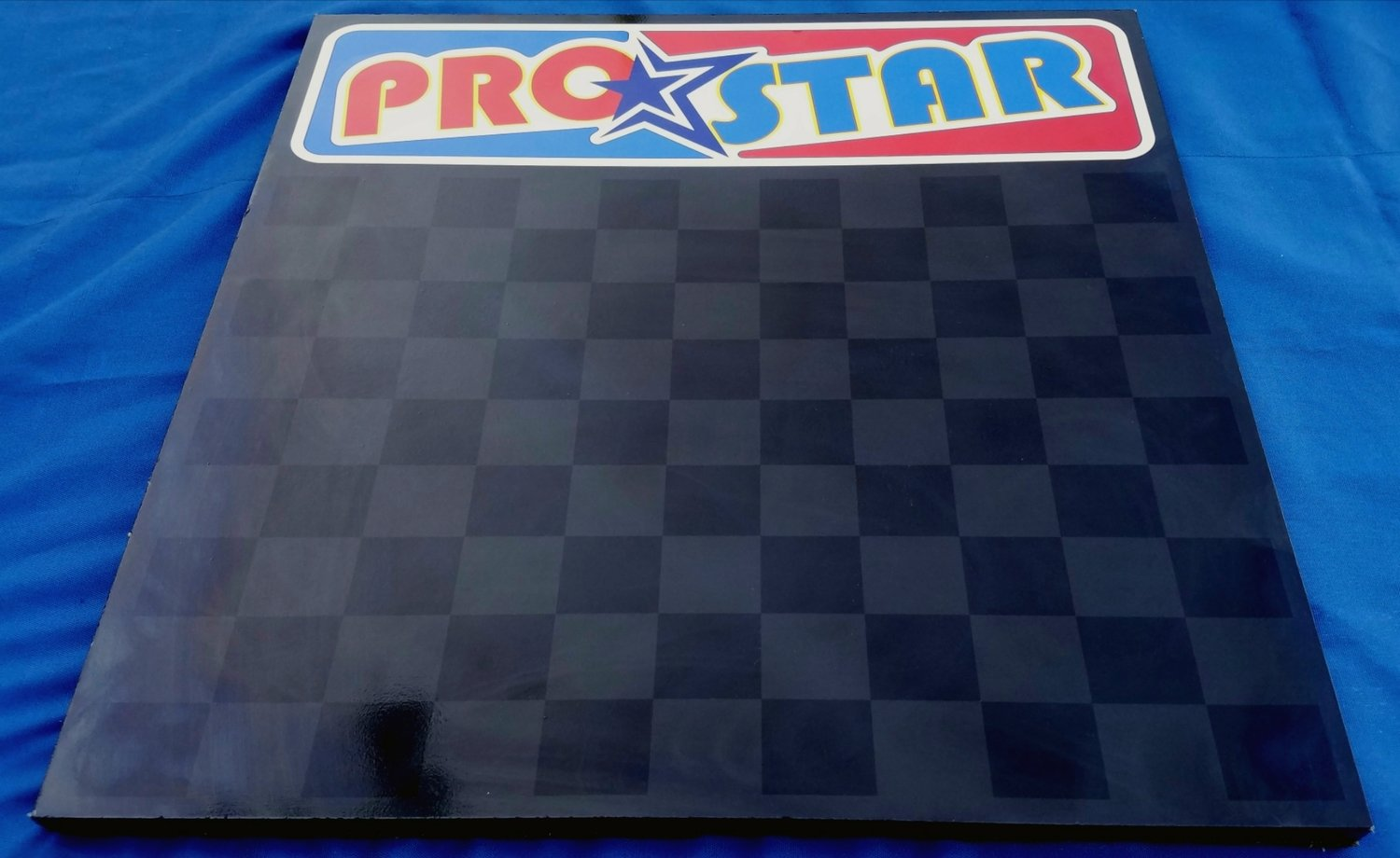 PROSTAR CHECKERED SETUP BOARD - PRE-ORDER