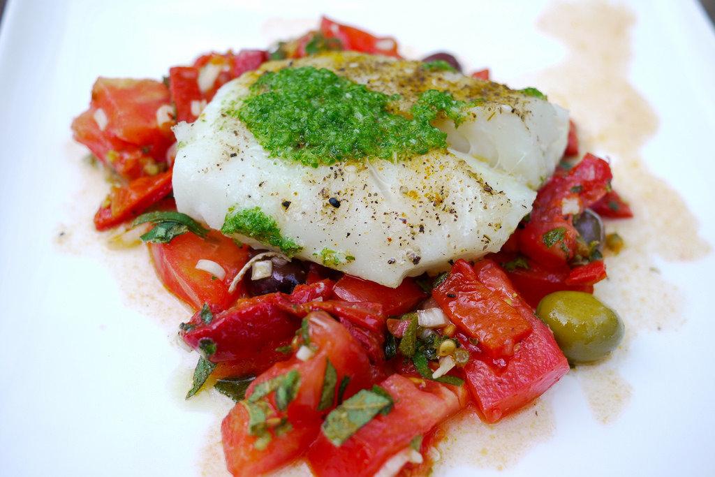 (XP) Herbed Pesto White Fish