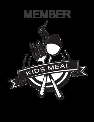 Member - Kids Meal (under age 10)