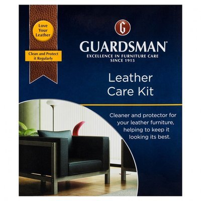 Leather Care Kit 250ml by Guardsman