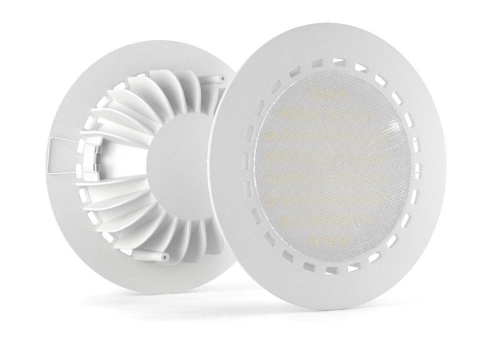 светильник светодиодный 100 вт промышленный