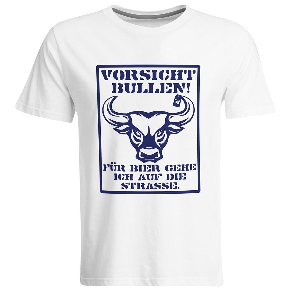 Für Bier gehe ich auf die Straße T-Shirt (Men)