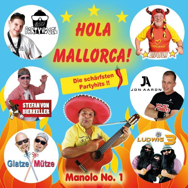 Für Bier gehe ich auf die Straße T-Shirt + Mallorca CD