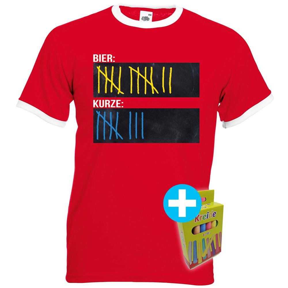 Original Sauf-Counter Sport Edition T-Shirt (Herren, alle Farben)