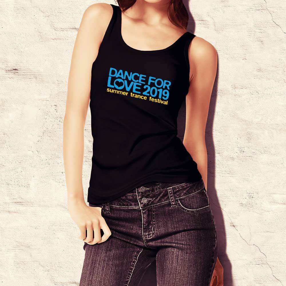 Dance 4 Love 2019 Tanktop (Women) 92065