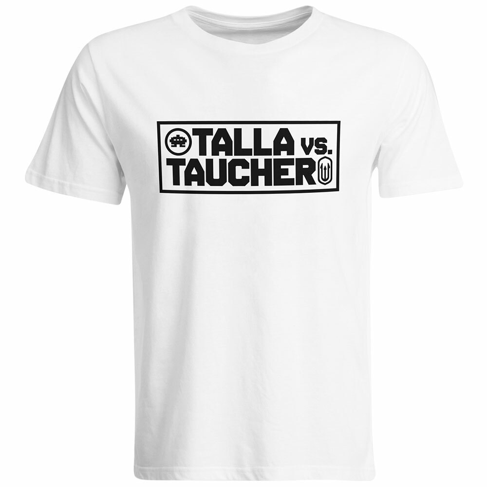"""Talla vs. Taucher"" T-Shirt (Men)"