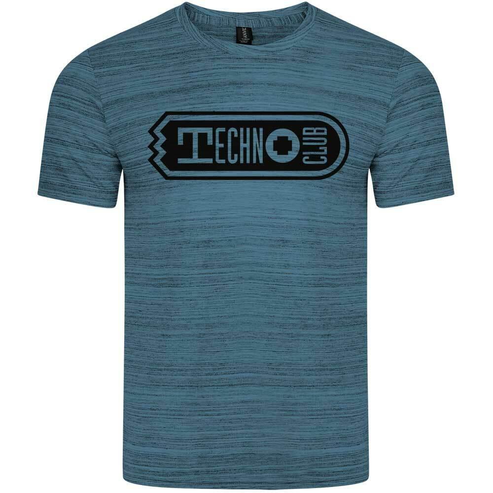 Technoclub Premium Streak Tee (Men)