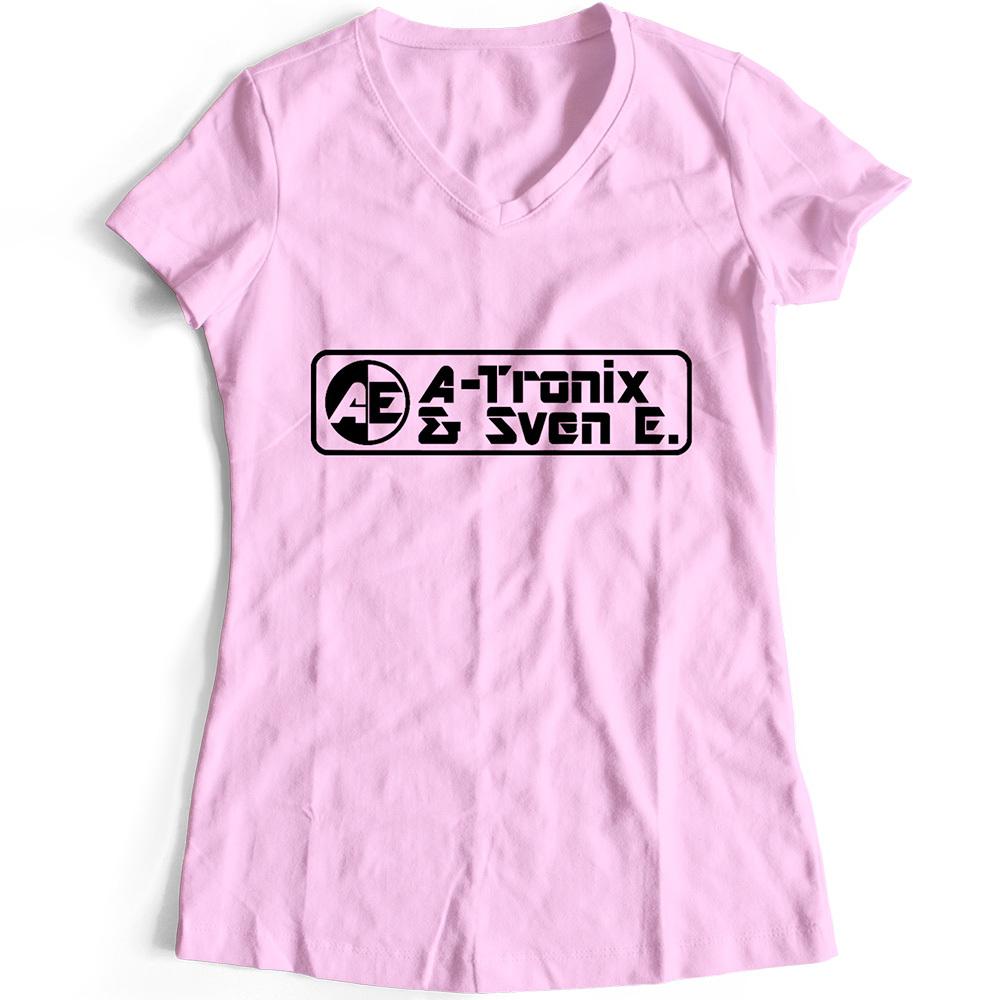 A-Tronix & Sven E T-Shirt (Women) [BRAND NEW 2019]