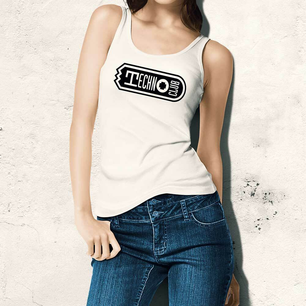 """Technoclub"" Tanktop (Women) 92091"