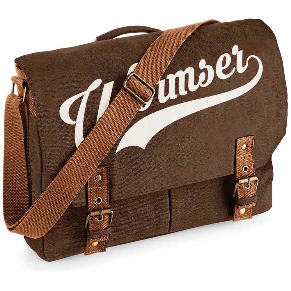 """""""Wormser"""" Premium Schultertasche im Vintagelook [NEU!]"""
