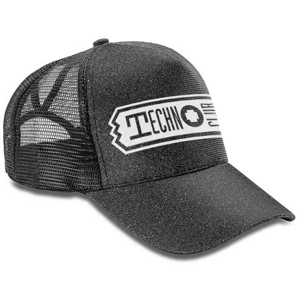 Technoclub Sparkle Trucker Cap (Unisex) 92131