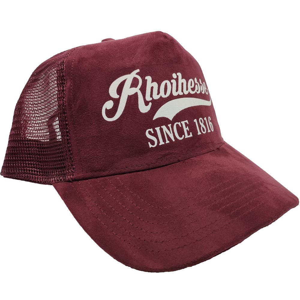Rhoihesse Truckercap in Wildleder-Optik inkl. Geschenkbox M1-RHL-42343
