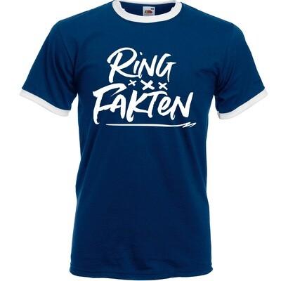 Ringfakten Ringer T-Shirt (Herren)