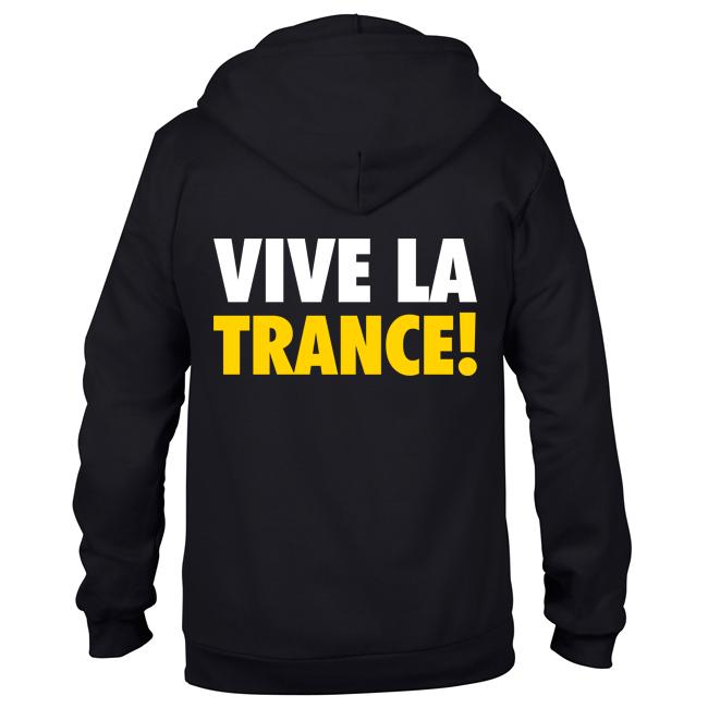 Vive La Trance! (Unisex Sweatjacket) 00019