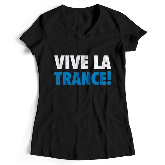 Vive La Trance! (T-Shirt Women) 00038