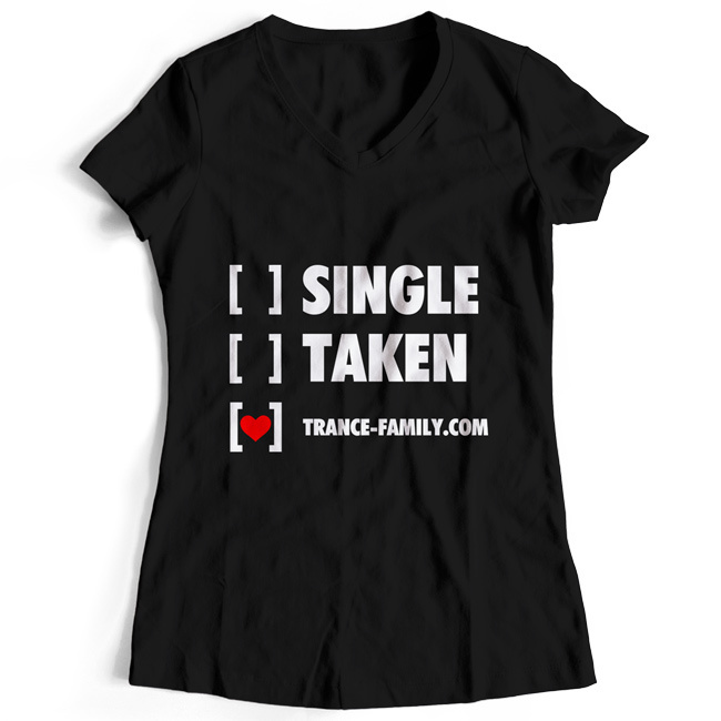 Single, Taken, Trance-Family.com (Special Edition Women) M1-TFC  00073