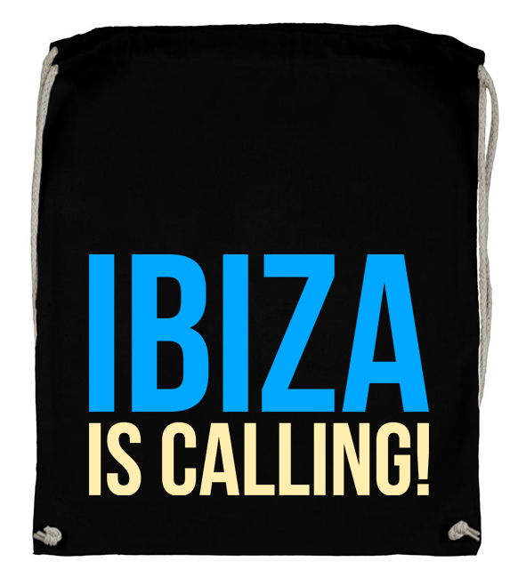 Ibiza is calling! (Backpack) 00095