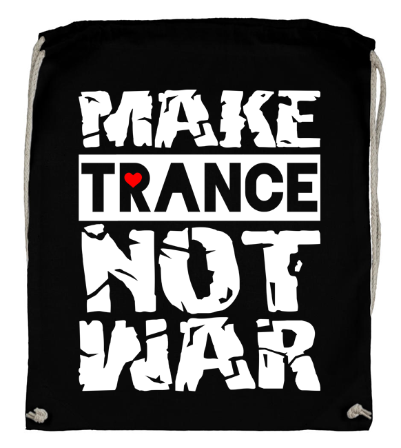 Make Trance not War (Backpack) 00096