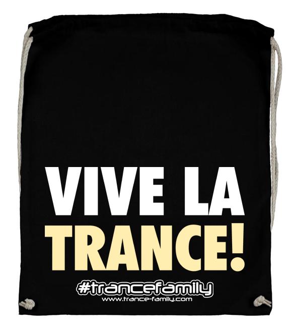 Vive, La Trance! (#trancefamily Backpack) M1-TFC  00108