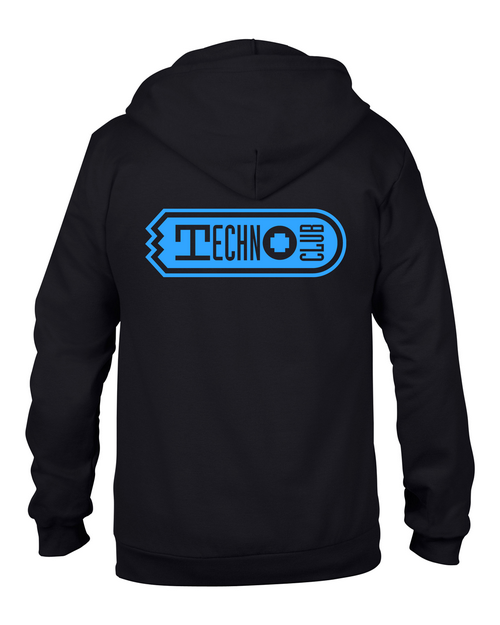 Technoclub Full-Zip Jacket (Unisex) 00139