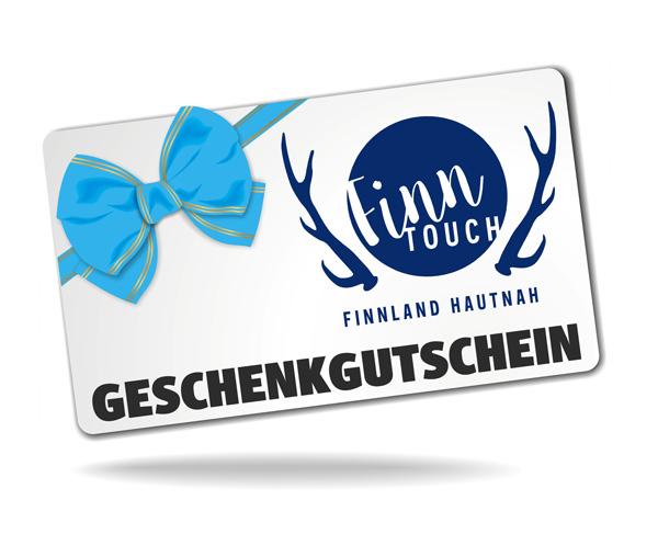 Geschenkgutschein für FinnTouch.de M1-FT 00162