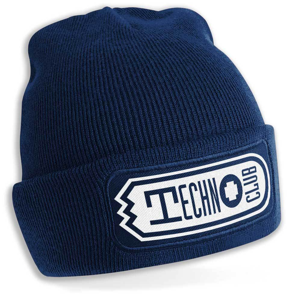 Technoclub Beanie (Original Beechfield Headwear) 00164