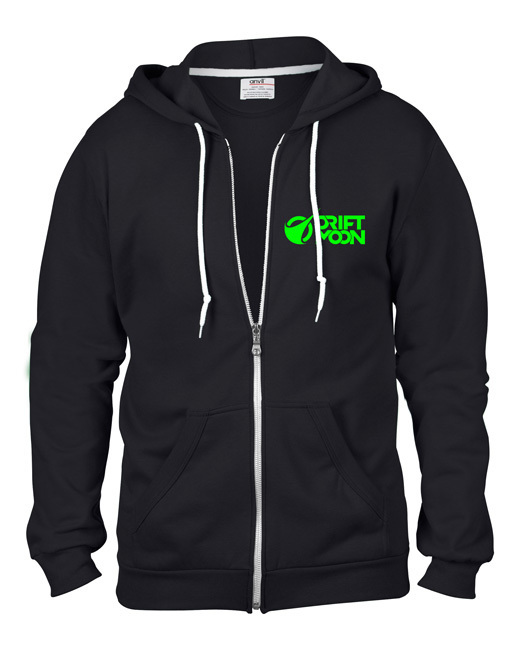 Black/Green (front)