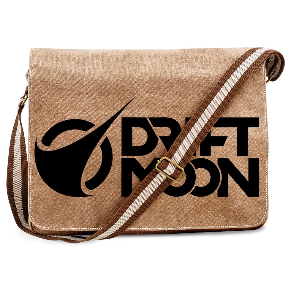 Driftmoon Premium Messengerbag (Vintage Design) 00171