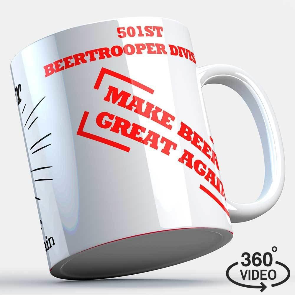 501st Beertrooper Divison (Keramiktasse) 11124