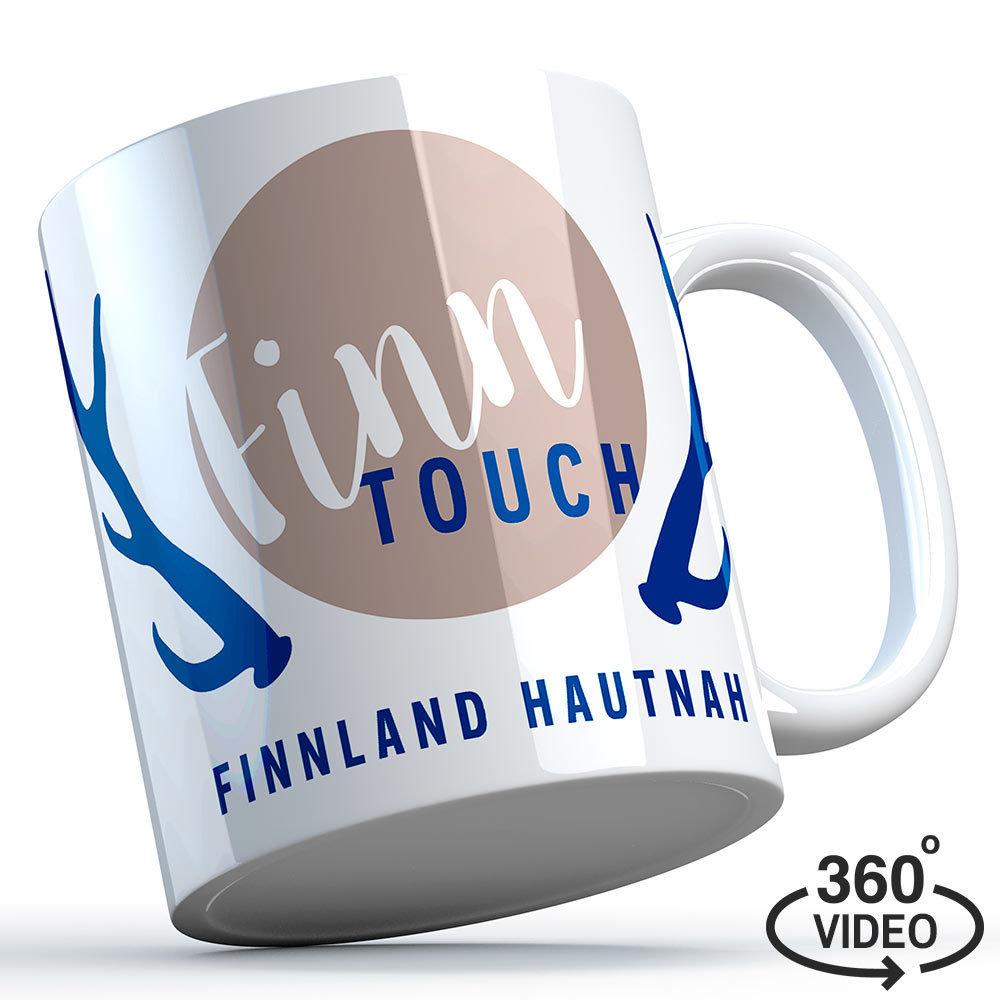 """Finnland Tasse """"FinnTouch"""" M1-FT 11130"""