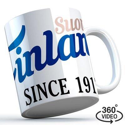 Finnland Tasse