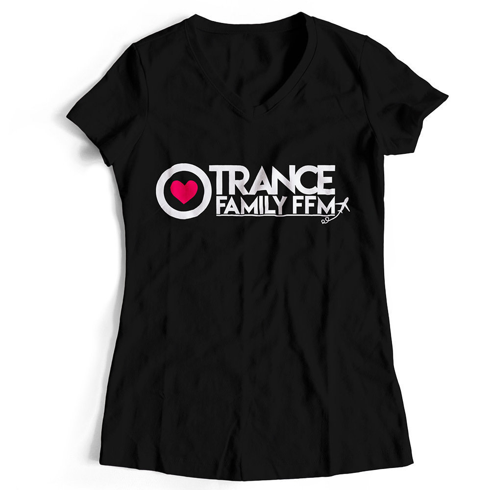 """Trancefamily FFM"" by Technoclub (T-Shirt Women) 11139"