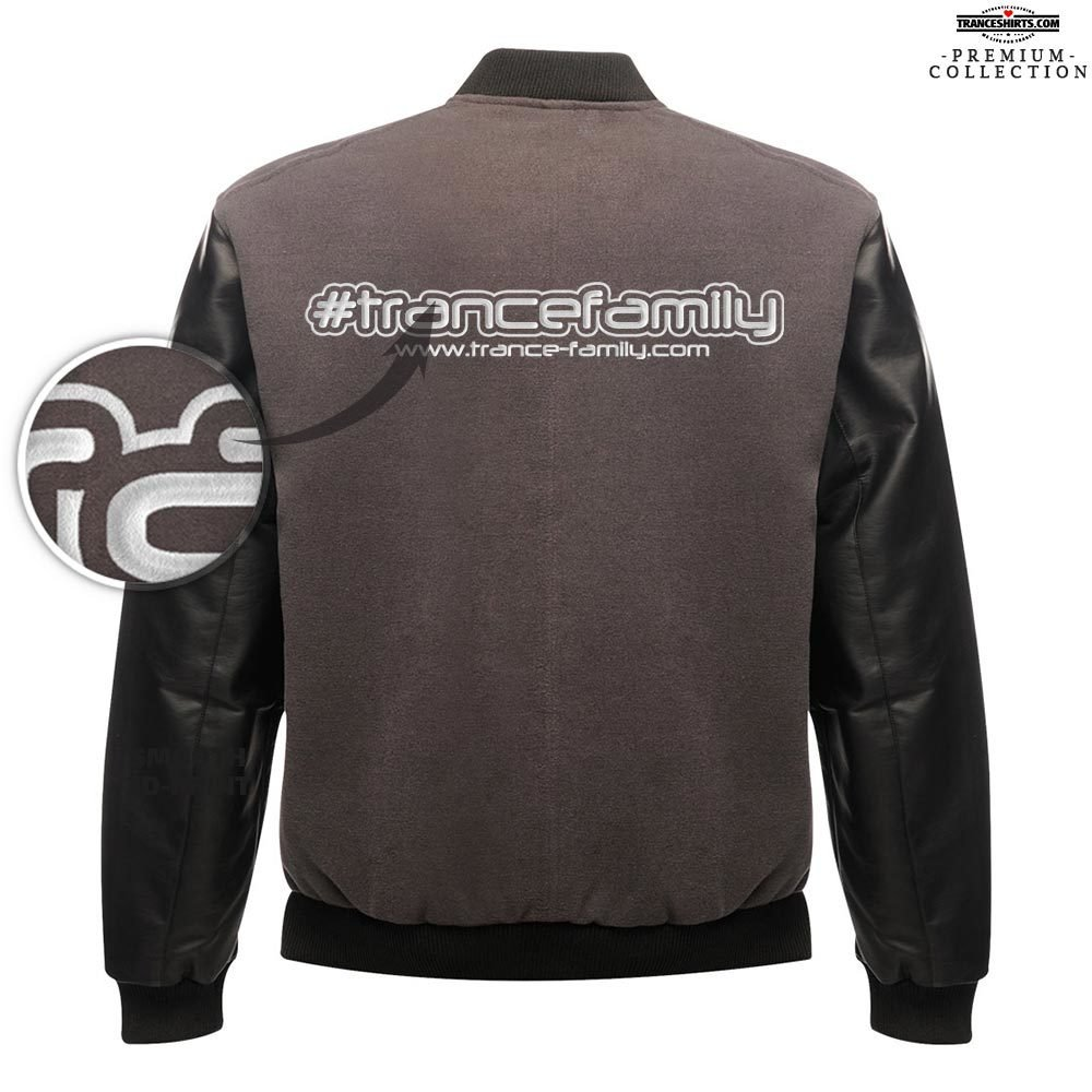 Two-Tone Trance-Family.com Men-Jacket (with smooth 3D finish)