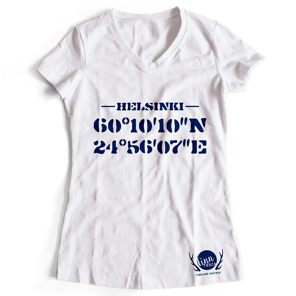 """Helsinki"" T-Shirt (Women) M1-FT 11179"