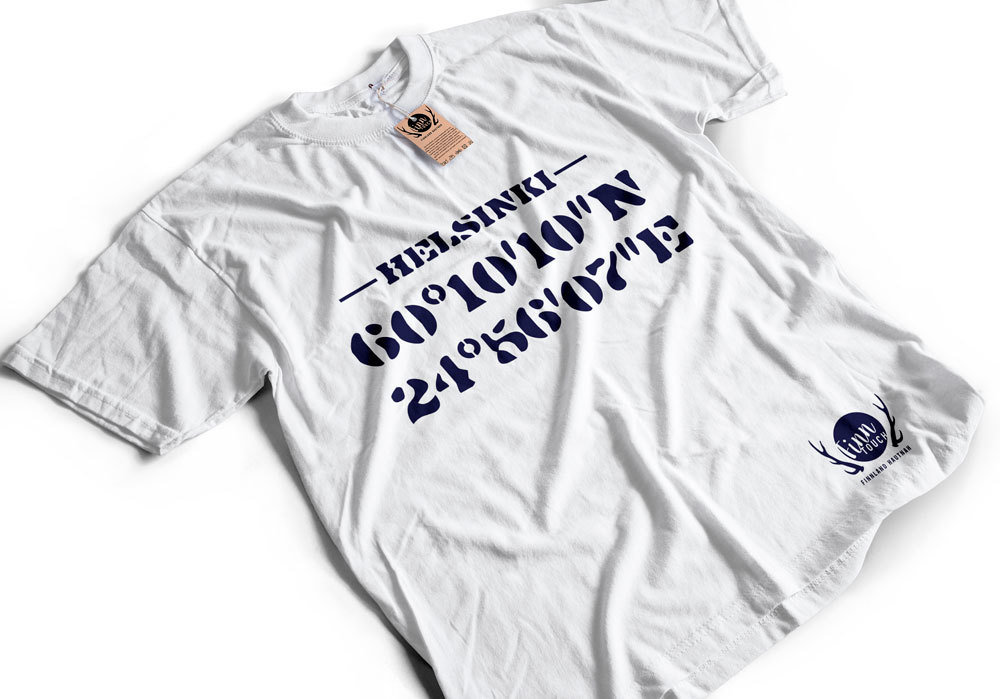 Herren T-Shirt (Navy)