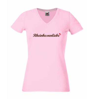Rheinhessenliebe T-Shirt (Damen)