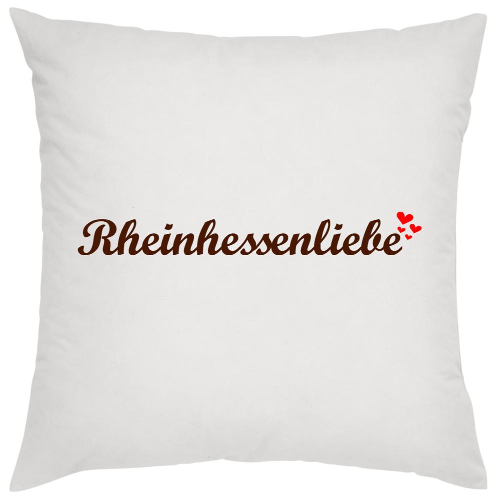 Rheinhessenliebe Satin Kissen M1-RHL 11229