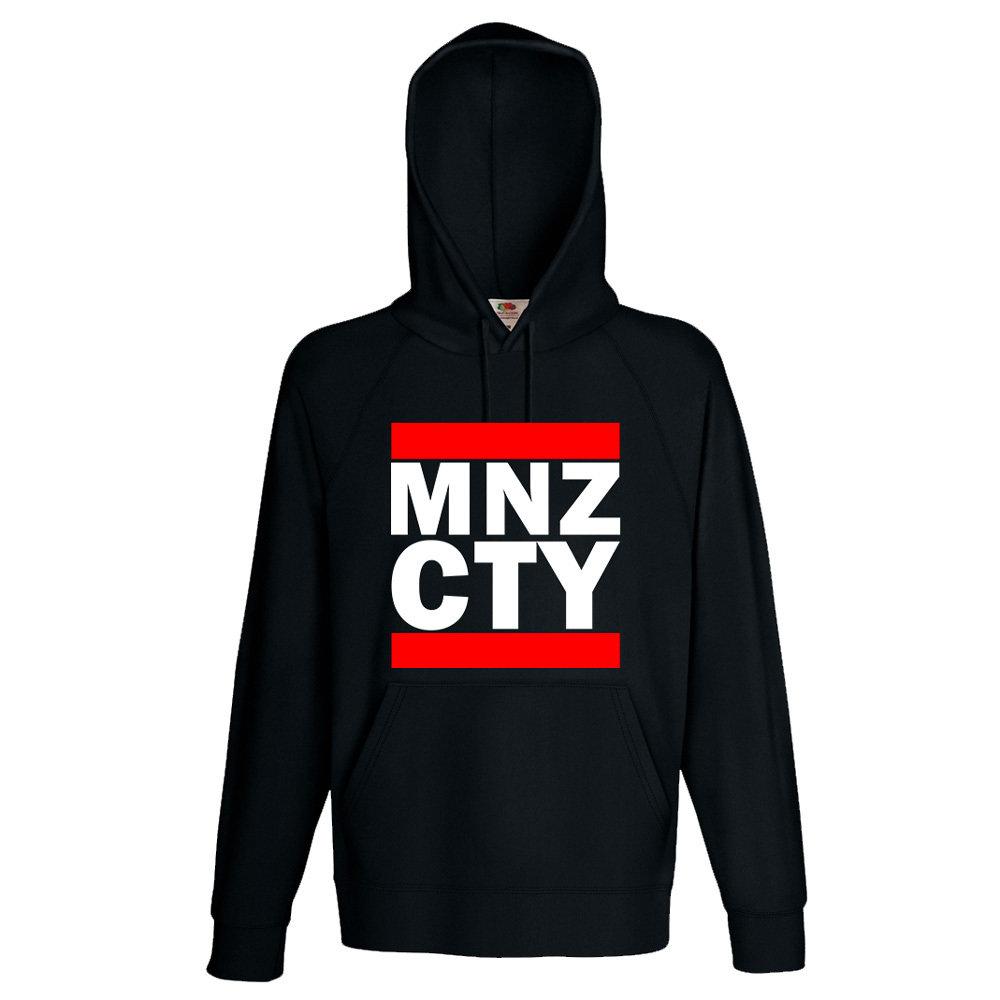 """""""MNZ CTY"""" (Kuscheliger Premium Hoody) 11269"""