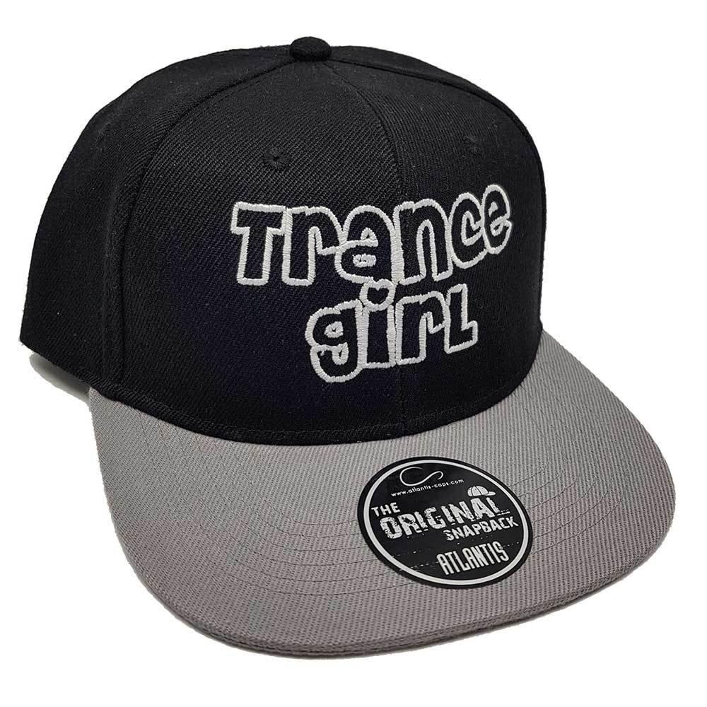 "Snapback ""Trance girl"" by Trance-Family.com M1-TFC  11211"