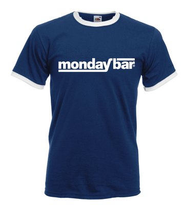 Monday Bar Ringer-Shirt (Men)