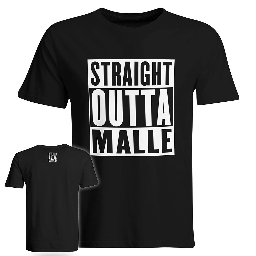 Straight outta Malle T-Shirt 85790