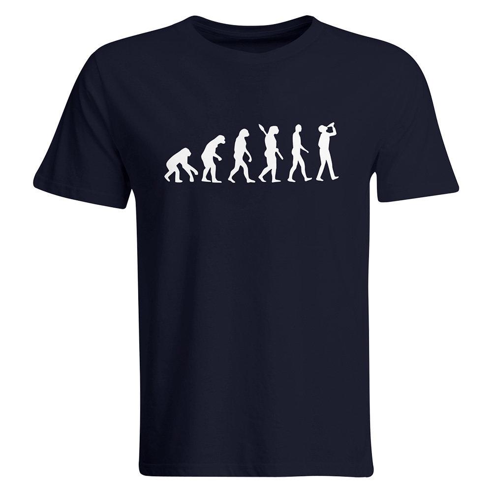 Alkohol Evolution Malle T-Shirt 92003