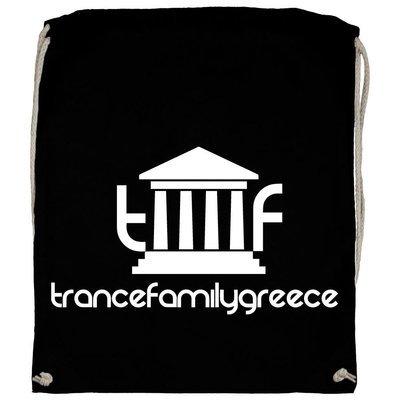 Trancefamily Greece Backpack